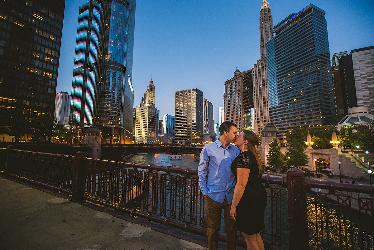 Downtown-Chicago-Engagement-Photo