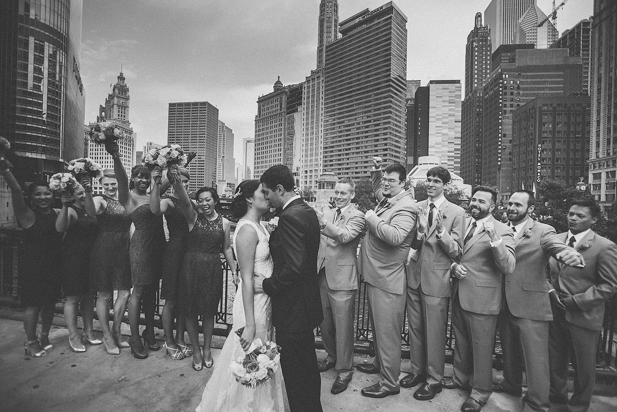 Bridal-Party-Chicago-Photo