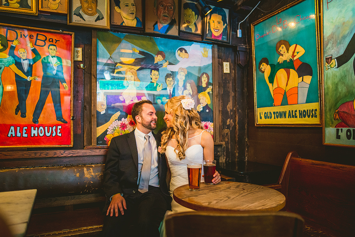 Creative-Chicago-Wedding-Photos