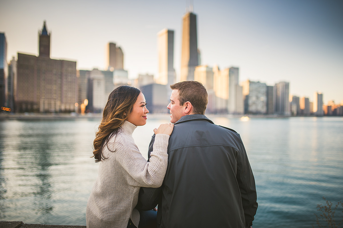 Beautiful-Chicago-Engagement-Photos
