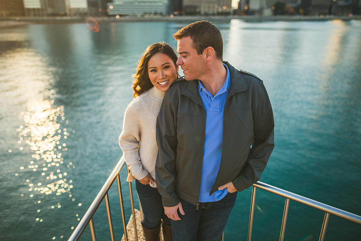 Beautiful-Chicago-Engagement