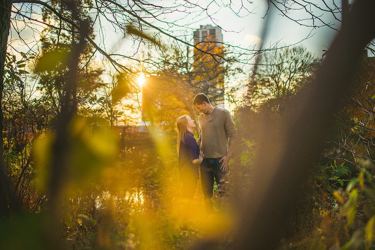 Beautiful-Lilly-Pond-Engagement