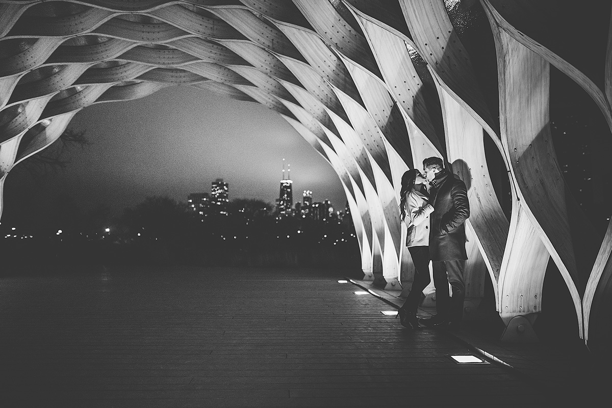 Lincoln-Park-Pavilion-Engagement-Photos