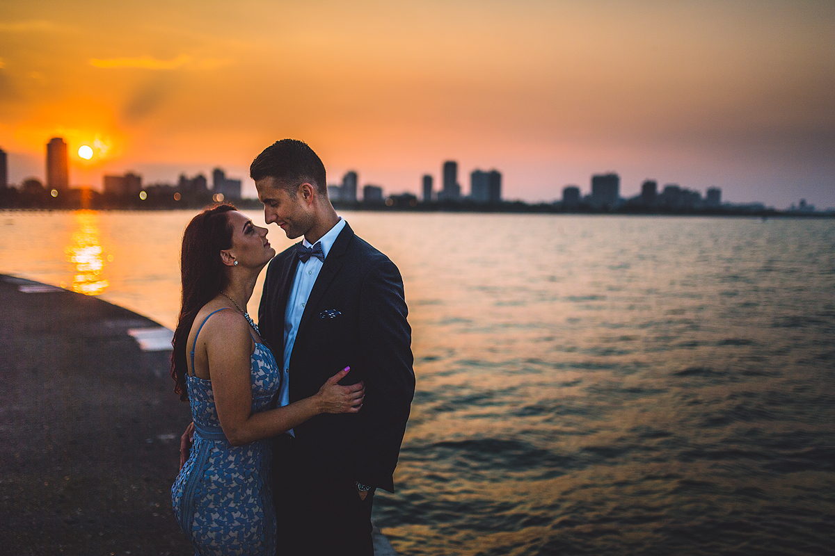 Stunning-Engagement-Sunset