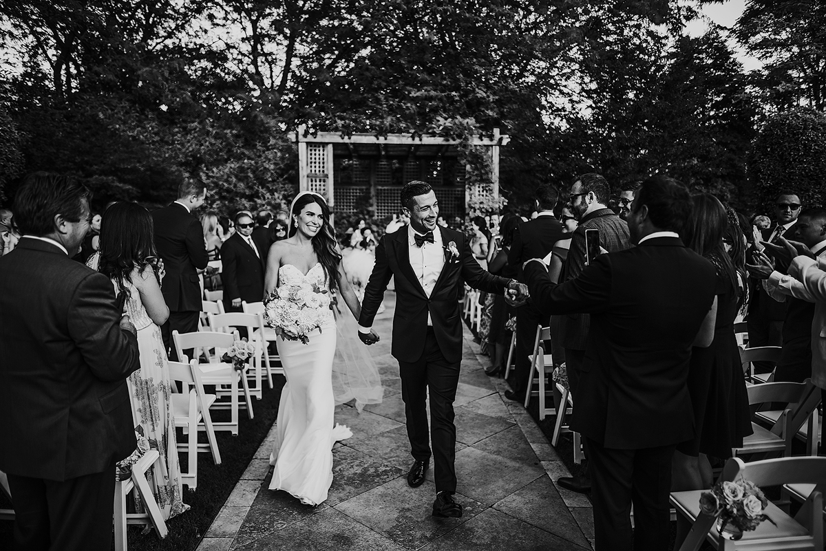 Bride-and-Groom-Exit