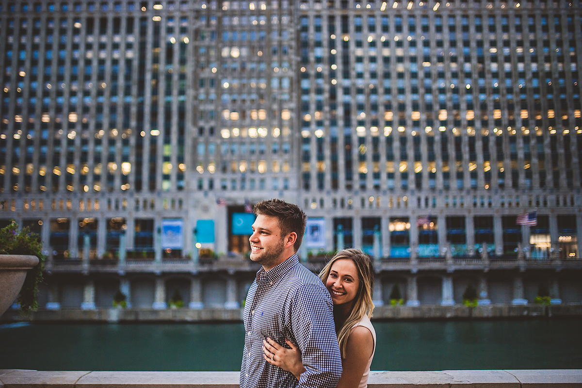 chicago-loop-engagement-photo