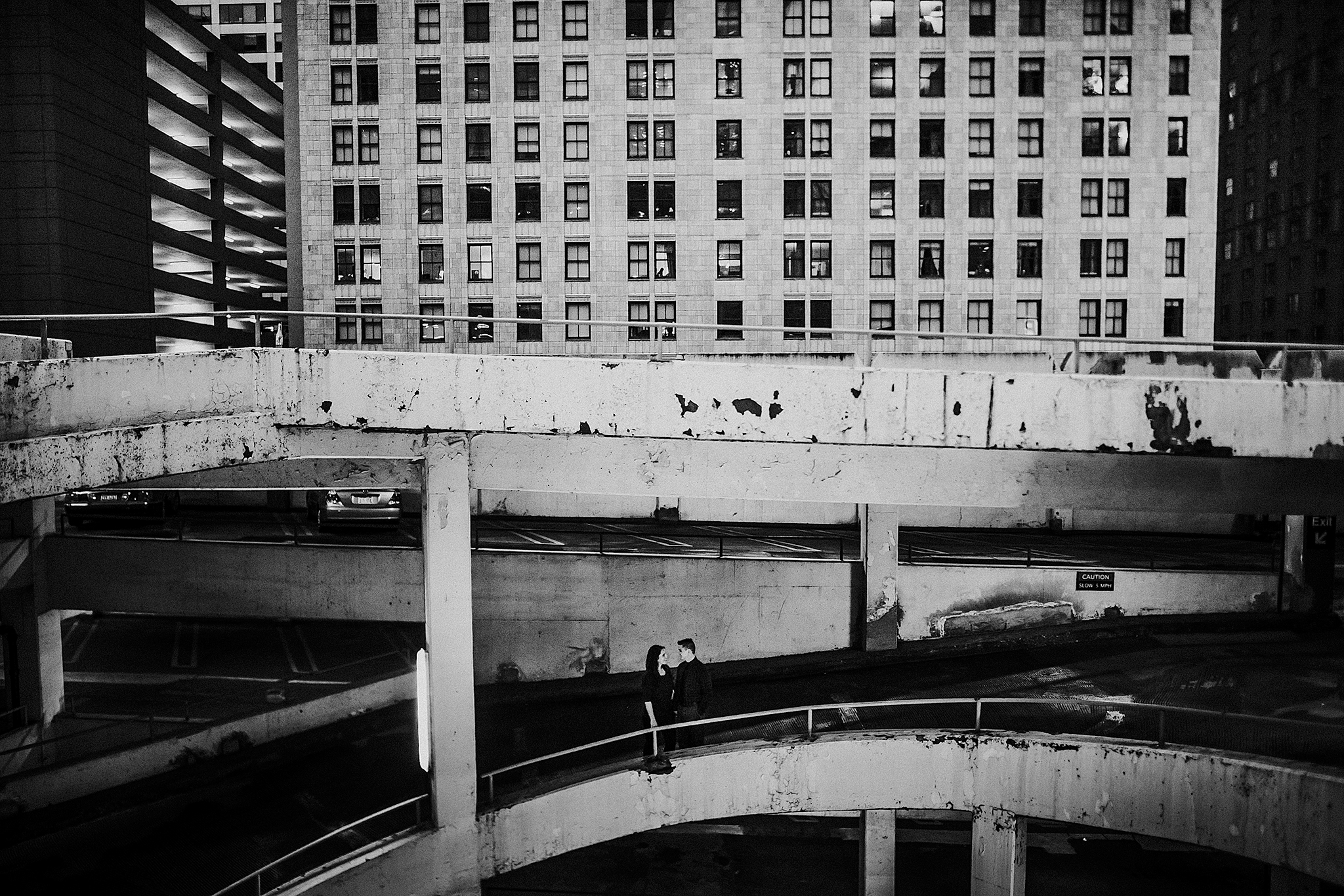 parking-garage-chicago-engagement