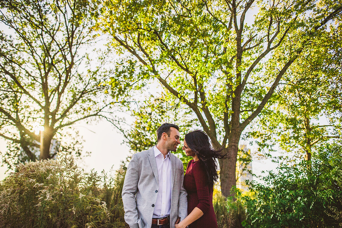 chicago-fall-engagement