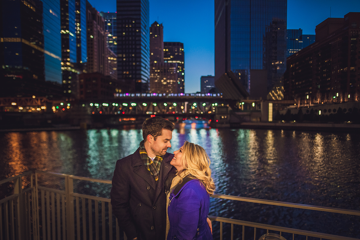 chicago-night-engagement